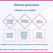 effective governance